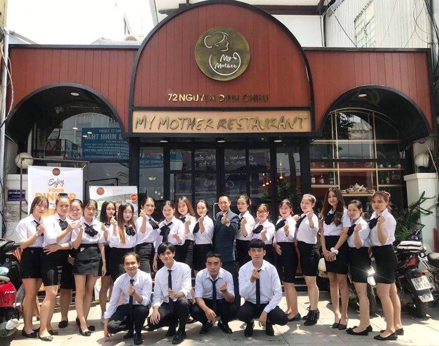 Cảm ơn các bạn sinh viên trường Cao đẳng Đại Việt